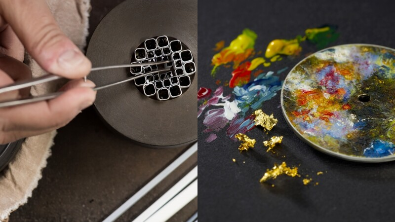 【鐘錶小學堂】戴在手腕上的藝術品!Boucheron、Chaumet、Hermès、Van Cleef & Arpels…集結寶石、雕刻、鏤空、琺瑯…的夢幻腕錶