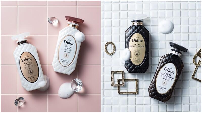 加了有機植物堅果油、修護角蛋白的養護秘方難怪在日本超熱賣!鑽石般閃爍的香水瓶身,全新「Moist Diane黛絲恩 Perfect Beauty 完美女人」在台上市了