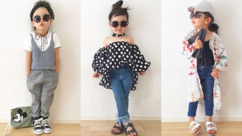缺乏穿搭靈感嗎?就讓來自日本神奈川的小女孩ゆっttan給你滿滿參考!