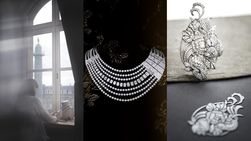 【編輯帶路】最重要、最精緻的獨一無二和特殊訂製珠寶都在這裡完成!直擊Chanel香奈兒工坊與2018最新頂級珠寶系列「Coromandel」