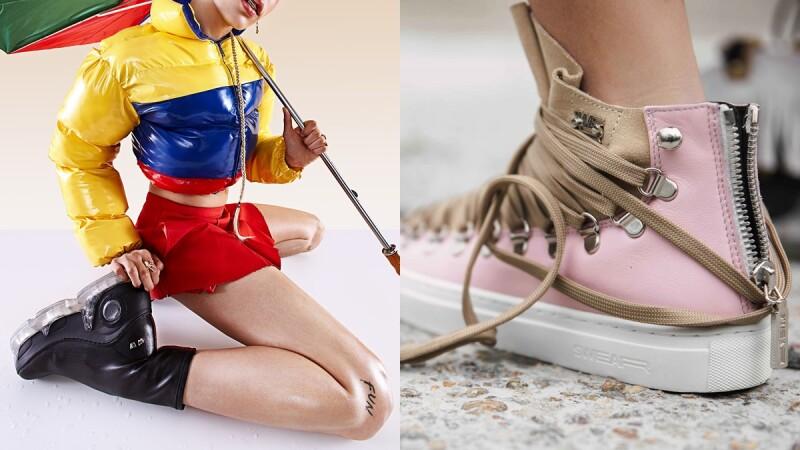 內行球鞋控才懂得時髦愛牌!ARTIFACTS獨家引進SWEAR LONDON客製化球鞋服務