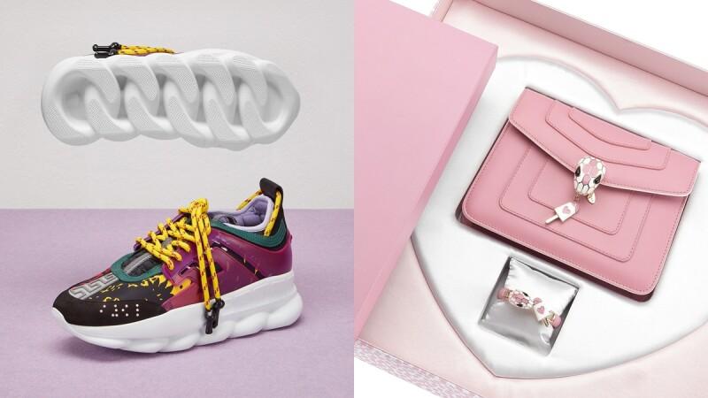 充滿浪漫的粉紅泡泡!寶格麗、Versace…七夕情人節限定系列配件特輯
