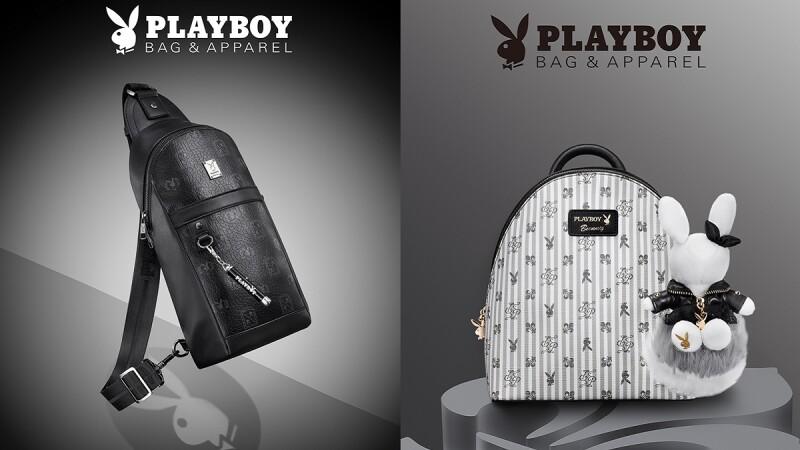 經典夢幻黑潮來襲!PLAYBOY重口味龐克兔包系列,萌中帶酷的設計真的好欠買啊!
