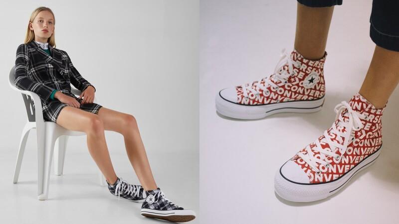 帆布鞋控必須收!Converse X Bershka打造四款限定聯名時髦帆布鞋