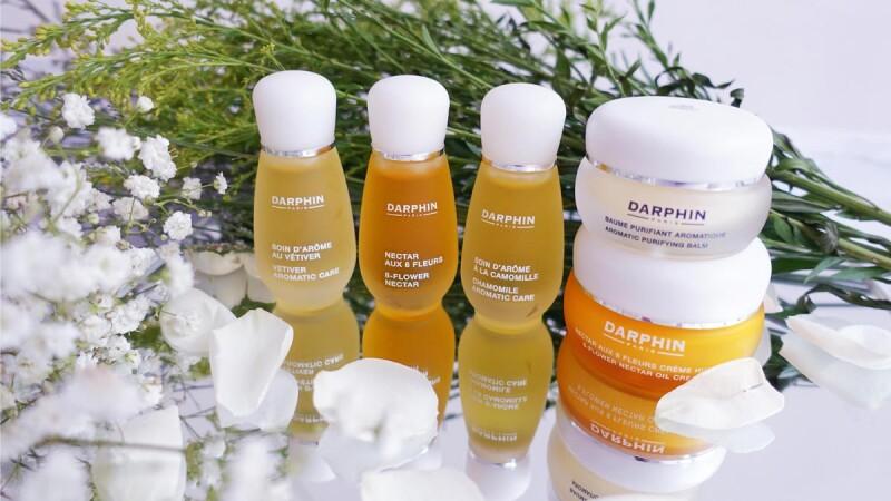 翻轉肌膚命運,不需求神問卜〜 美麗佳人美容編輯大公開!帶頭示範DARPHIN美容油如何使用最有效!