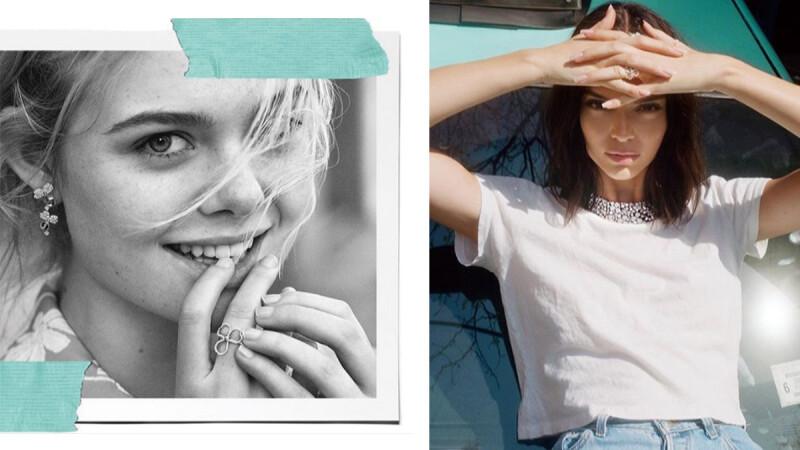 超乎想像的全新Tiffany Paper Flowers系列,是風尚女性展現出眾品味的最佳珠寶首選!