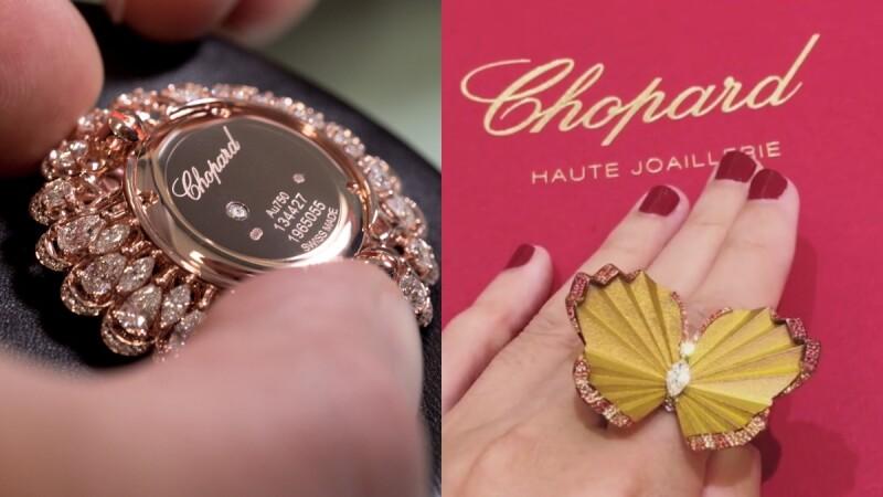 一年兩度的蕭邦頂級珠寶暨腕錶展來了! 一百多件的獨特彩寶與鑽石設計,帶你看見百年工藝的精彩淬鍊!