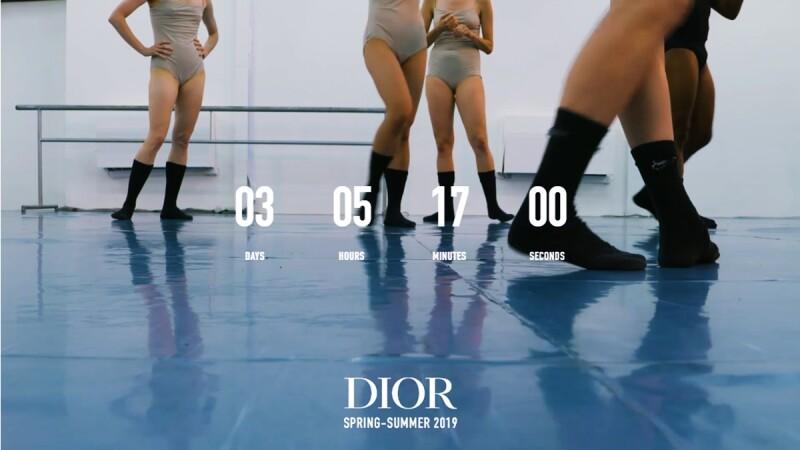 【Live】線上看!Dior 2019春夏時裝大秀,將在9/24晚上8點半登場