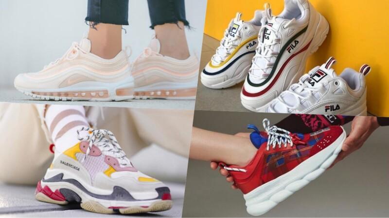 各品牌的元老級老爹鞋從高端精品到親民售價一次報你知!