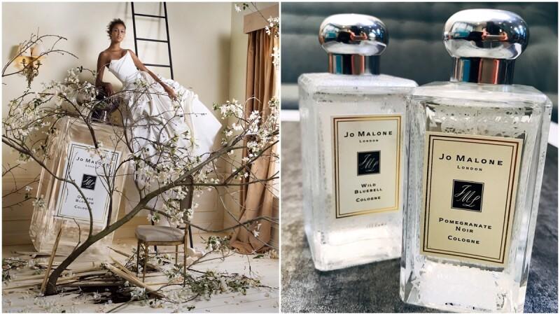 台灣10月上市!Jo Malone London英國、日本限定蕾絲瓶~6款皆是最幸福的熱銷香氣
