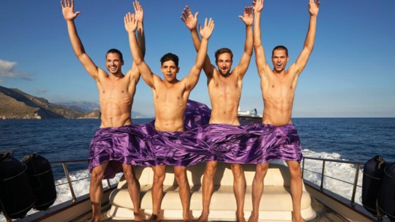 養眼鮮肉絕對不能錯過!2019年英國男大生划船隊裸體年曆來了,脫光光解放健壯肌肉