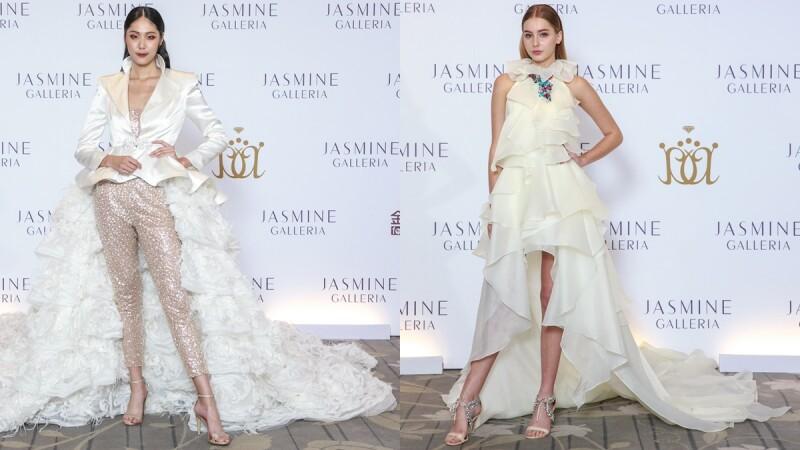 名人婚禮、重大典禮都指名穿它!芝加哥禮服品牌Jasmine Galleria 2019春夏系列婚紗元素這樣看