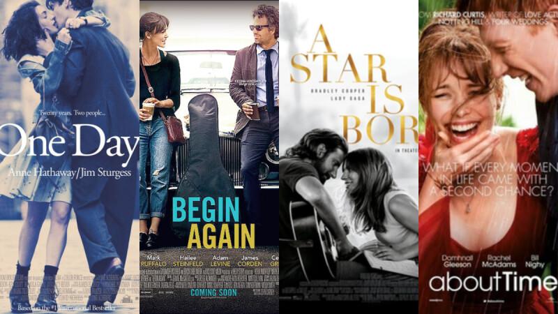 這些經典愛情電影看不膩!從《曼哈頓戀習曲》到《一個巨星的誕生》,那些旋律歌詞讓人好揪心~