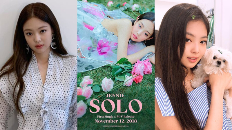「人間香奈兒」一枝獨秀!Blackpink Jennie 個人首支單曲〈SOLO〉一推出就攻佔各榜冠軍!