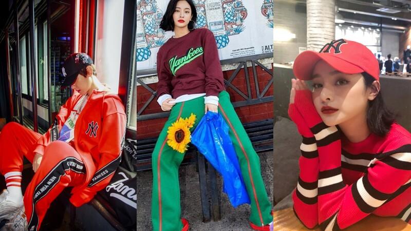 EXO、TWICE、卞靜荷…韓星都愛這一頂棒球帽!MLB Korea潮流花園系列限量登台