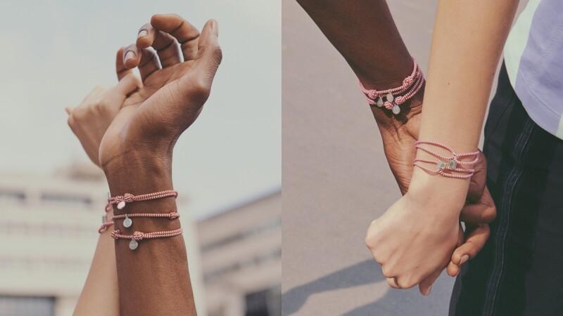 LV路易威登超有愛!全新Silver Lockit手環為UNICEF聯合國兒童基金會募款,為協助弱勢孩童獻力
