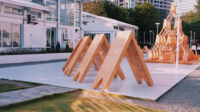 一定要衝的超好拍展覽!「隈研吾的材料公園」一探日本大師的負建築美學