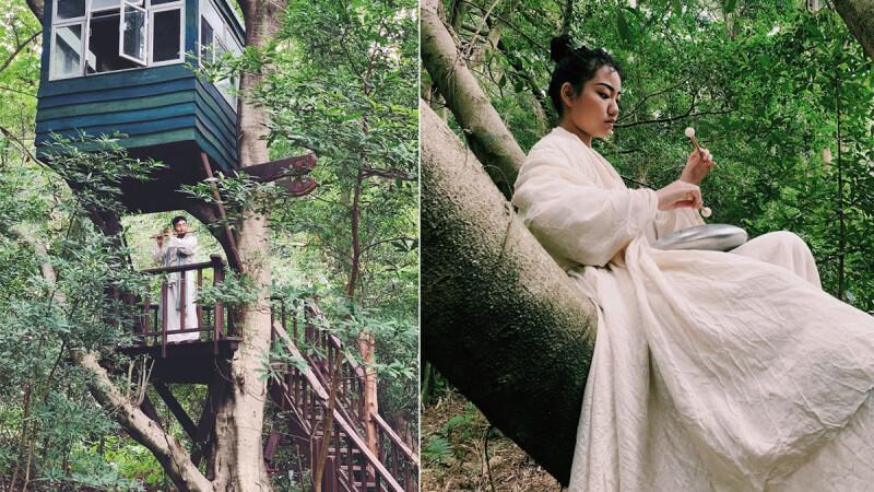 五感療癒體驗!勤美學「森大」結合跨界美學能量,帶你感受「人與森林」的絕美關係
