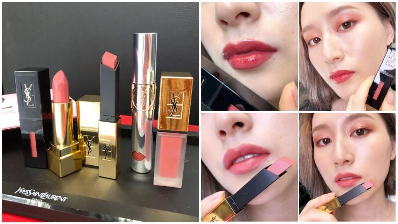 YSL 2018年賣最好的Top 5唇彩揭曉!唇釉407穩居第一名,裸粉玫瑰色系最受歡迎