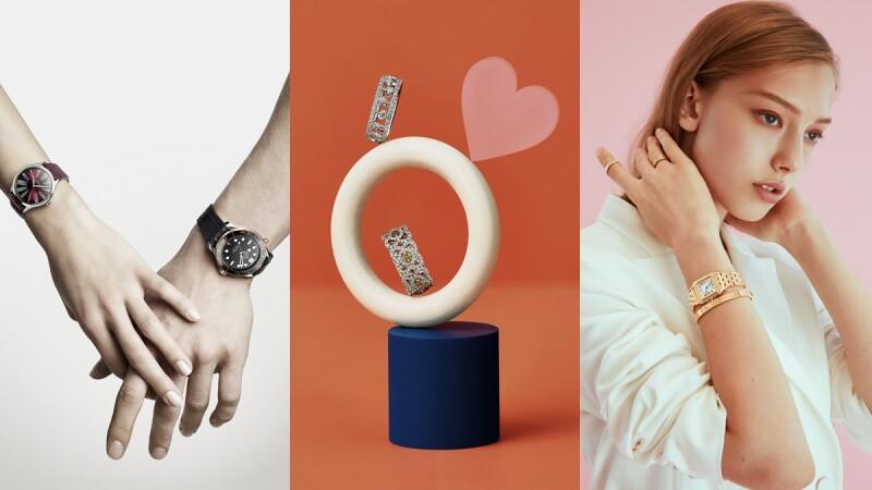 呼叫男友!Tiffany & Co.、Cartier、Chopard、De Beers、Harry Winston…盤點10個品牌、女孩們最想要的情人節禮物都在這一篇!