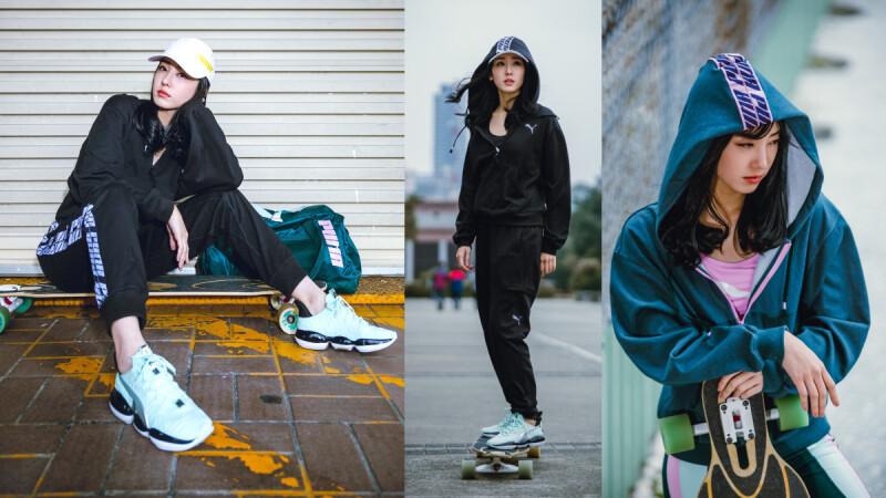 【#DO YOU 女力無敵】 新世代滑板女孩 席惟倫:將目光停格在專注於自己的每一瞬間!