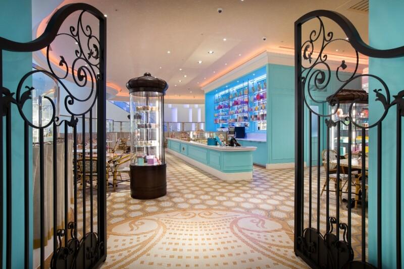 內湖美食又有新去處 文華餅房首間館外甜點店 進駐台北大直新地標 ATT 4 Recharge