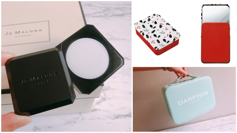 Jo Malone London必收香氛再+1,「雙層隨身香膏」登場!超巧妙設計還有Etude House滑蓋收納盒、DARPHIN環遊世界皮製化妝箱