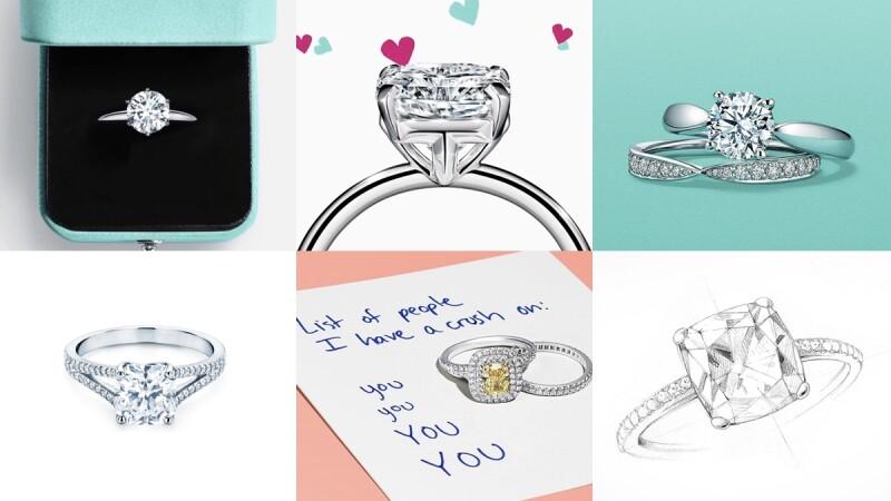 內行人才懂的細節美!Tiffany & Co. 六款獨門鑽戒與鑽石知識 珠寶小學堂