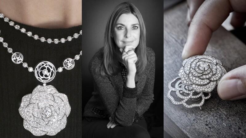 專訪│Chanel香奈兒頂級珠寶系列《1.5 1 Camélia 5 Allures》的3個工藝秘辛