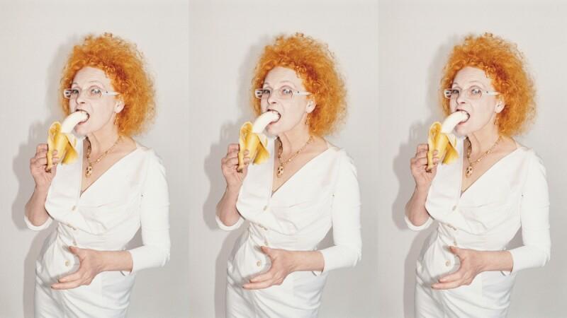 和權威體制直接對著幹的服裝設計師,Vivienne Westwood