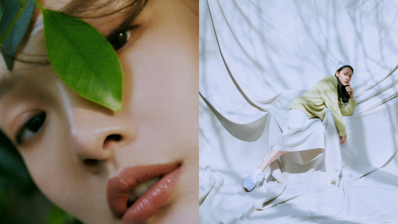 從模特兒到女一,帶你認識小美林映唯的仙氣魅力