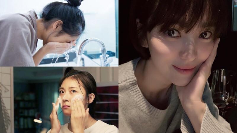 洗臉5大誤區你中了幾個?清潔不當小心養成敏弱肌!