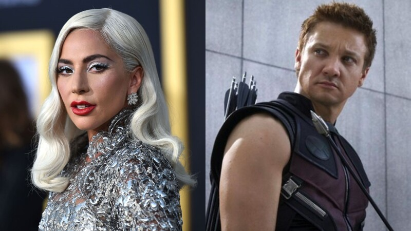 女神卡卡Lady Gaga有新歡?傳與「鷹眼」傑瑞米雷納Jeremy Renner曖昧中