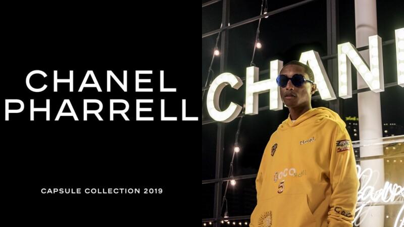 香奈兒壞出新高度!菲董打造街頭味十足的CHANEL – PHARRELL聯名系列,首爾旗艦店率先發售