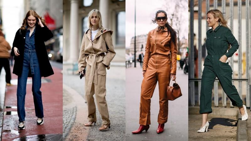 小隻女也能變長腿170!春夏衣櫃絕對要有「連身工作裝」,快看達人們超強穿搭示範