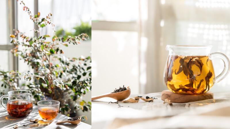 不想再胖下去 喝這試試看! 小草作薑片紅茶+運動 加強體循環 春夏瘦一波