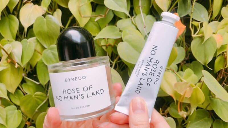 連男生也可以接受的玫瑰香!BYREDO超受歡迎的「無人之境」推出護手霜、髮香噴霧,全身都能被土耳其玫瑰擁抱
