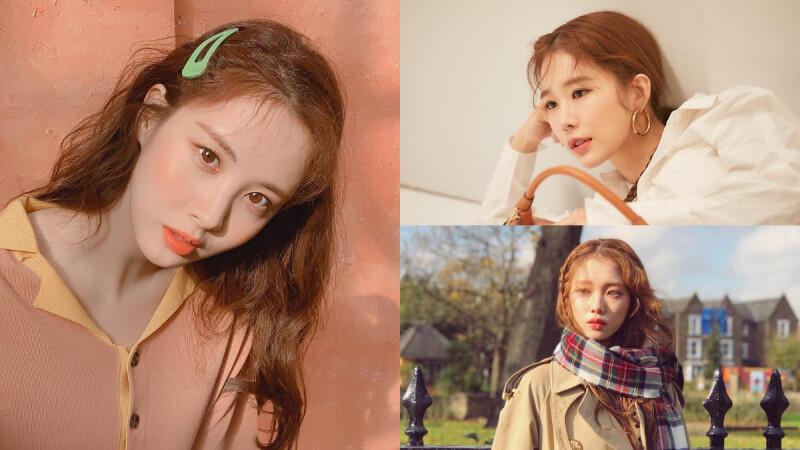 2019一定要染的「髒橘色」!根本韓星定番髮色,李聖經、徐玄、劉仁娜都染了
