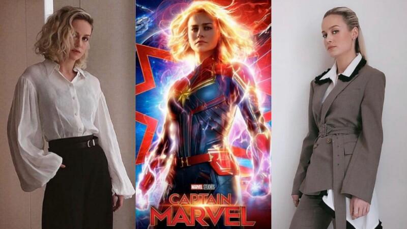 卸下驚奇隊長戰袍後魅力不減反增,Brie Larson布麗拉森帥氣幹練模樣使人更著迷!