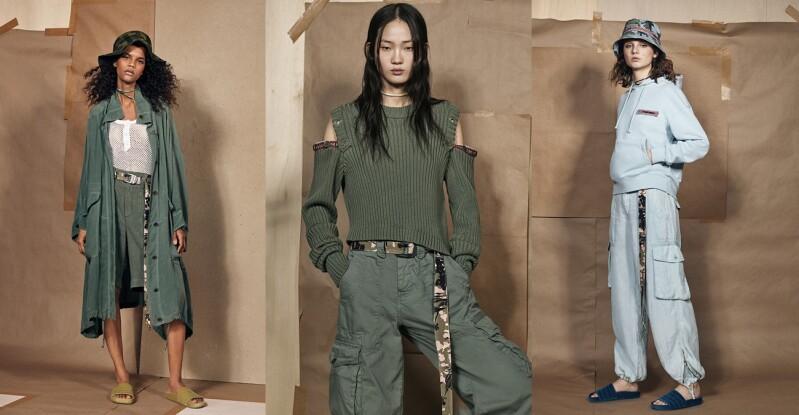 Zara推出第二彈限量夏日軍裝!軍綠洋裝、連身短褲…每一套都想打包!