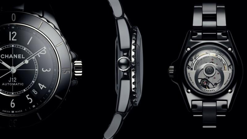 【鐘錶小學堂】香奈兒Chanel J12全面推出新版本!錶圈、時標、錶殼、機芯…盤點10個腕錶細節變化