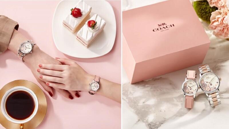時髦品味與母女感情指數一次承包UP UP!這組送出去保證收獲媽媽笑容的最強母親節特別版腕錶禮盒,請直接買了!