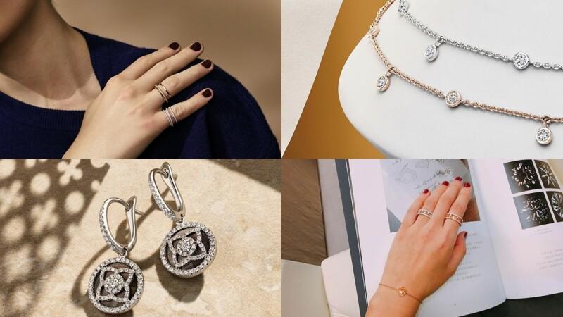 【試戴報告】鑽石輕珠寶這樣買!耐看又時髦的De Beers四大系列推薦
