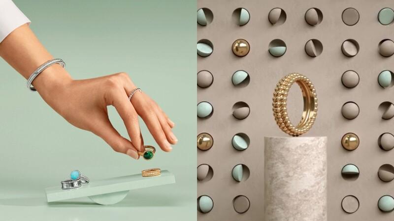 可愛又療癒!Van Cleef & Arpels梵克雅寶以金珠工藝打造Perlée系列全新作品