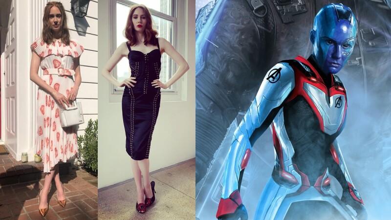 從《星際異攻隊》到《復仇者聯盟4》演了6年的涅布拉!脫下頭套的凱倫·吉蘭私下超百變的迷人魅力