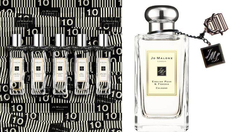 Jo Malone歡慶來台10週年 首度推出6款經典香氣精巧可愛包裝+奢華古龍水禮盒