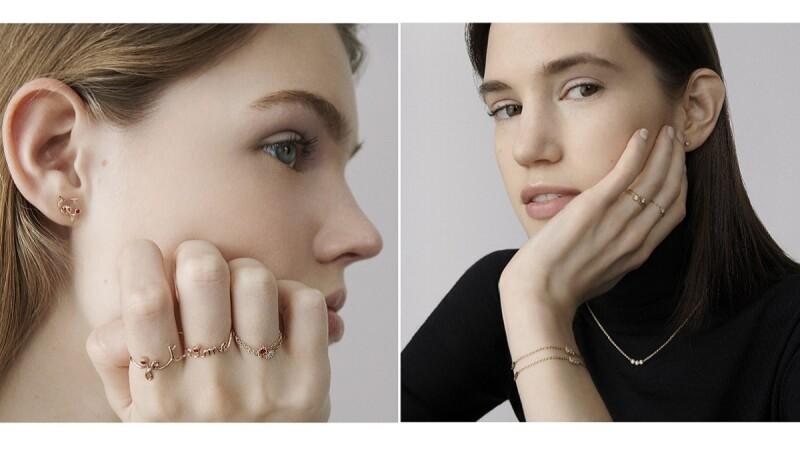 Be Chic With Mimirose !輕盈時髦的迷你幸運符,一個發音可愛、充滿細節,可以輕鬆入手的全新Dior輕珠寶。