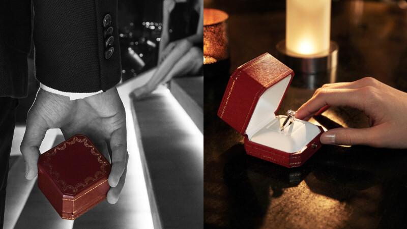 每個女孩都想收到的小紅盒——卡地亞經典傳奇的四大關鍵魅力!
