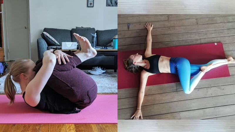 整腸瘦小腹超有效!3招瑜珈幫妳消化兼排便