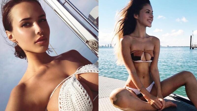 Upsidedown Bikini正夯!究竟是哪家品牌推出這個上下顛倒穿的超辣比基尼?
